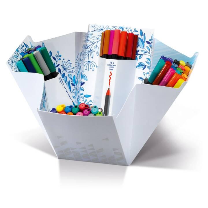 Penne in feltro EDDING Colore Happy Box 70 pezzi