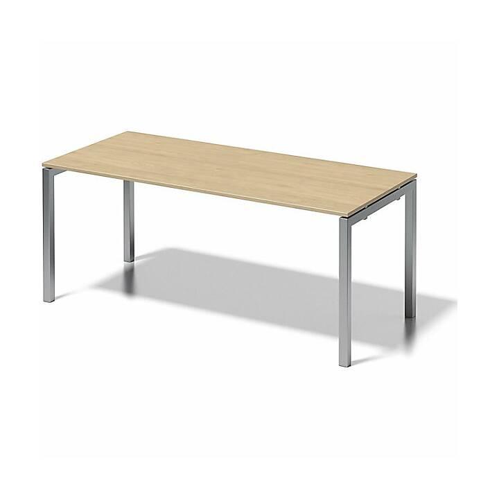 BISLEY Cito (Argento, Marrone chiaro, 180 cm x 80 cm x 74 cm)