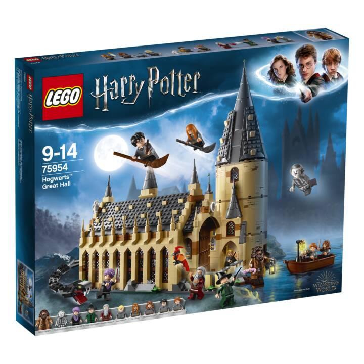 LEGO Harry Potter Le Grand Hall de Poudlard (75954)