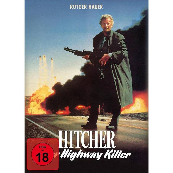 Hitcher, der Highway Killer Uncut (DE, EN)