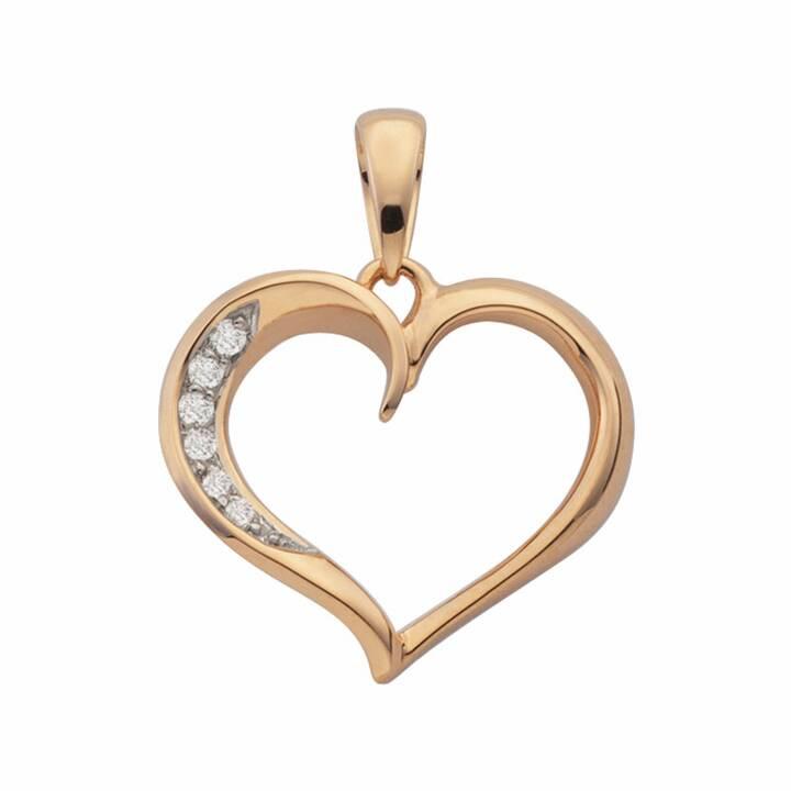 MUAU Pendentif pour le cou (Diamant, 2.2 cm)