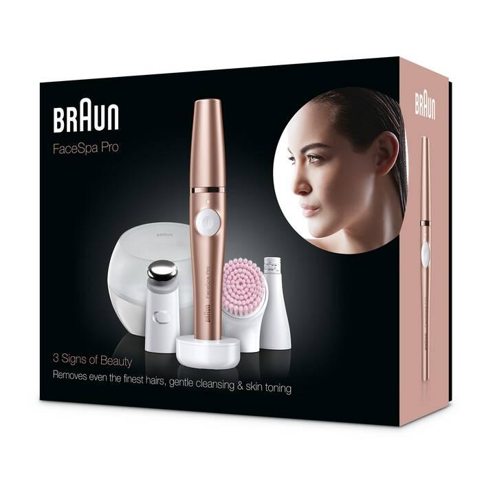 BRAUN FaceSpa Pro 921