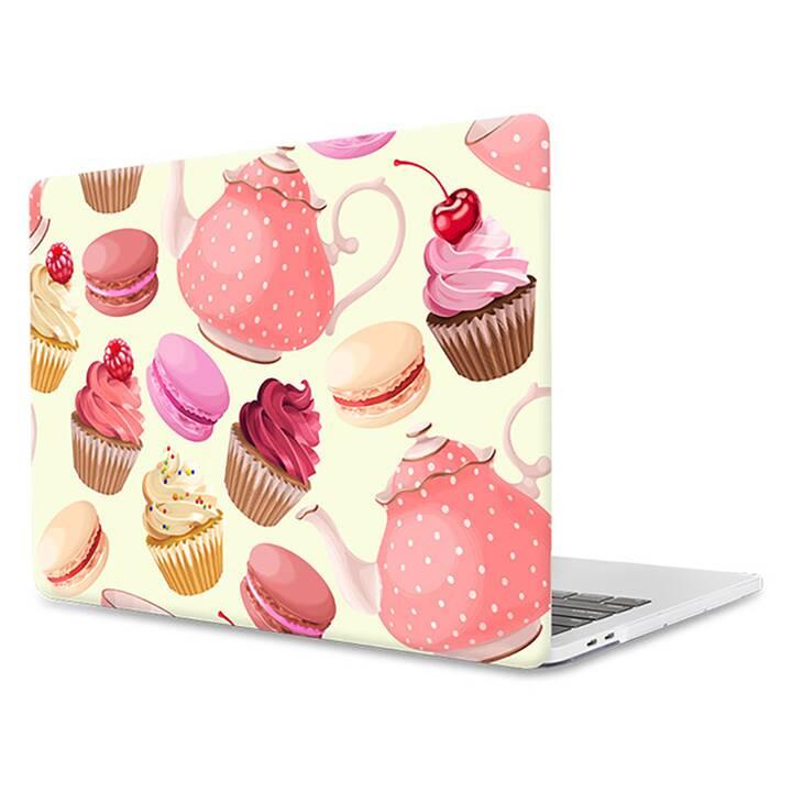 "EG MTT Housse pour MacBook Pro 13"" Touchbar (2016 - 2018) - Tea"