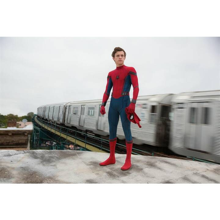 Spider-Man: Homecoming (4K Ultra HD, JA, DE, EN)