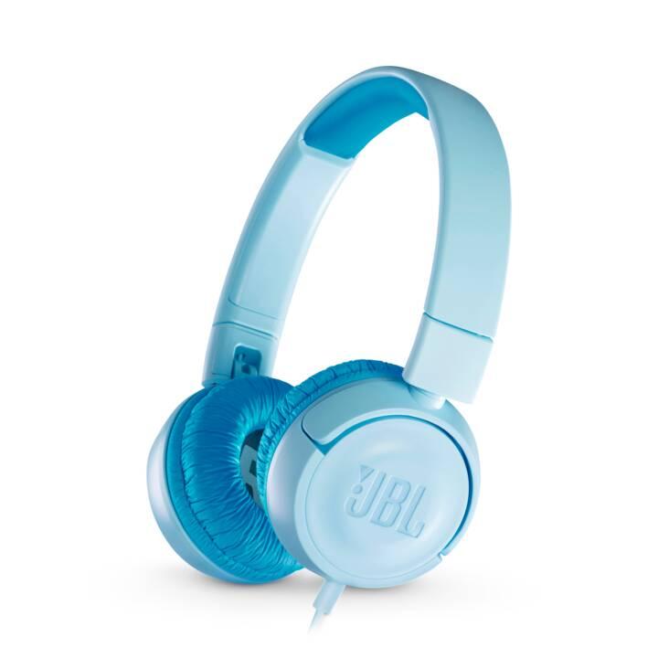 JBL A l'Oreille Junior JR300 Bleu