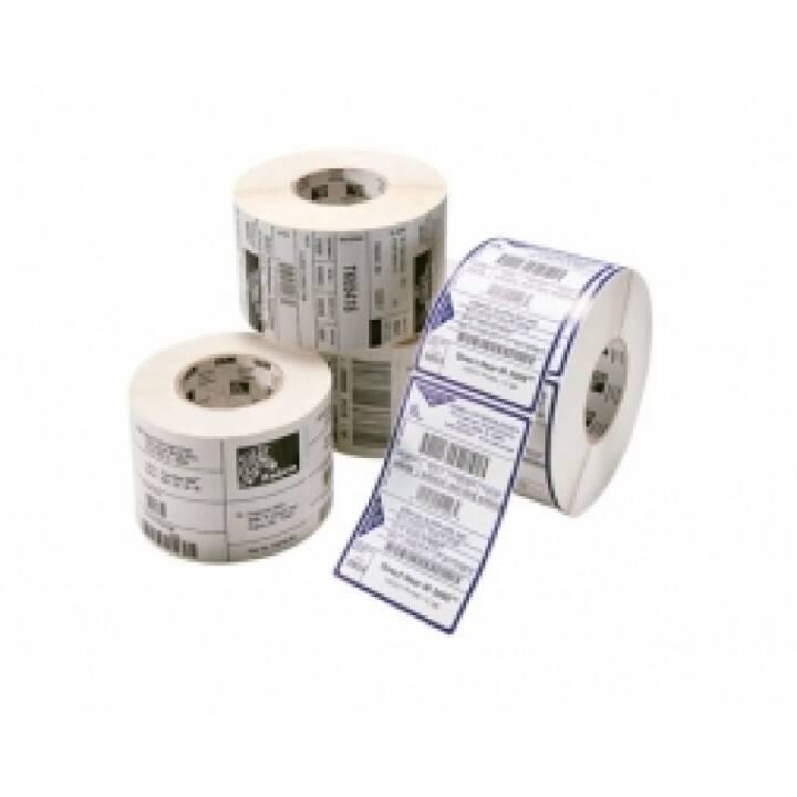 ZEBRA Z-Select 2000T Étiquettes, 2580 étiquettes