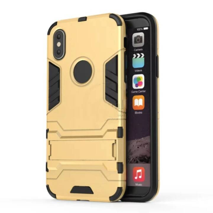 EG Backcover per iPhone 8 Gold