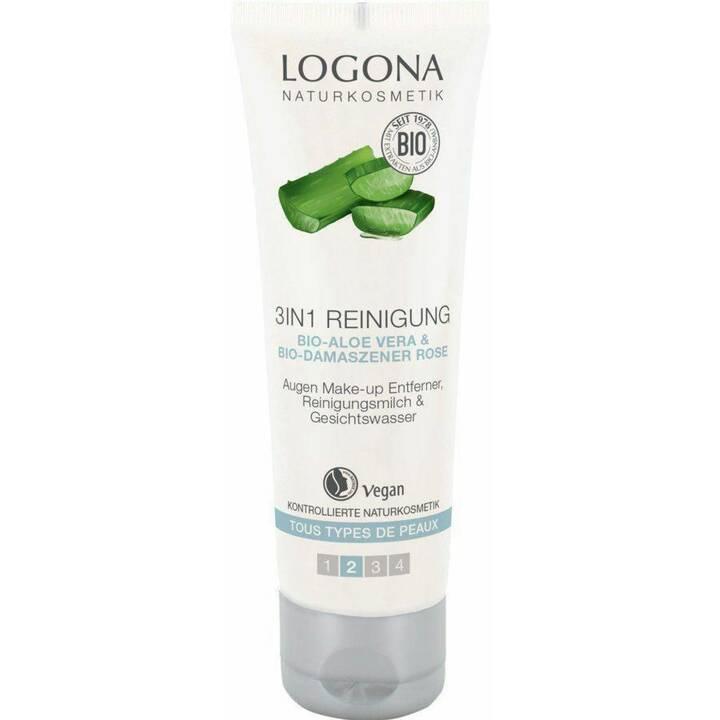 LOGONA 3in1 Gel detergente (100 ml)