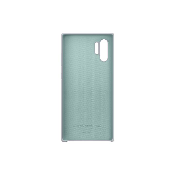 SAMSUNG Backcover (Galaxy Note 10 Plus, Silber)