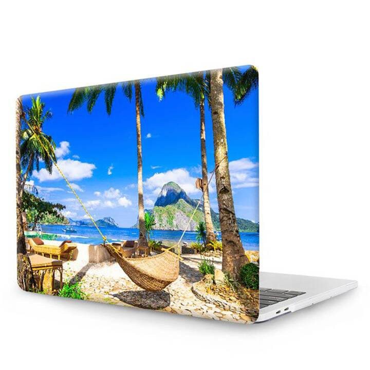 "EG MTT Cover pour MacBook Pro 13"" - Seascape"