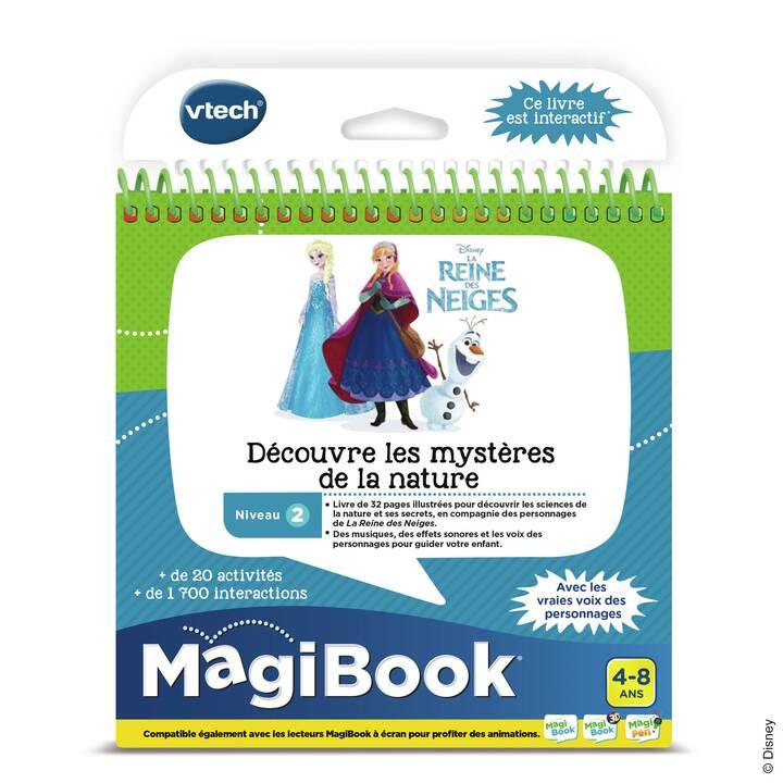 VTECH MagiBook La Reine des Neiges 2 (Français)