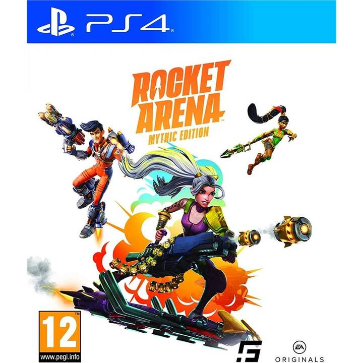 Rocket Arena - Mythic Edition (DE)