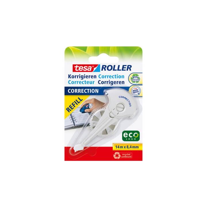 TESA Eco Logo Rollerrefill, 8,4 mm x 14 m