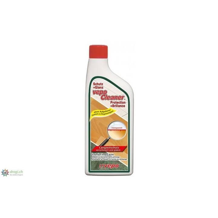 VEPOCLEANER Produit de entretien pour les sols Protection and Brillance (500 ml)