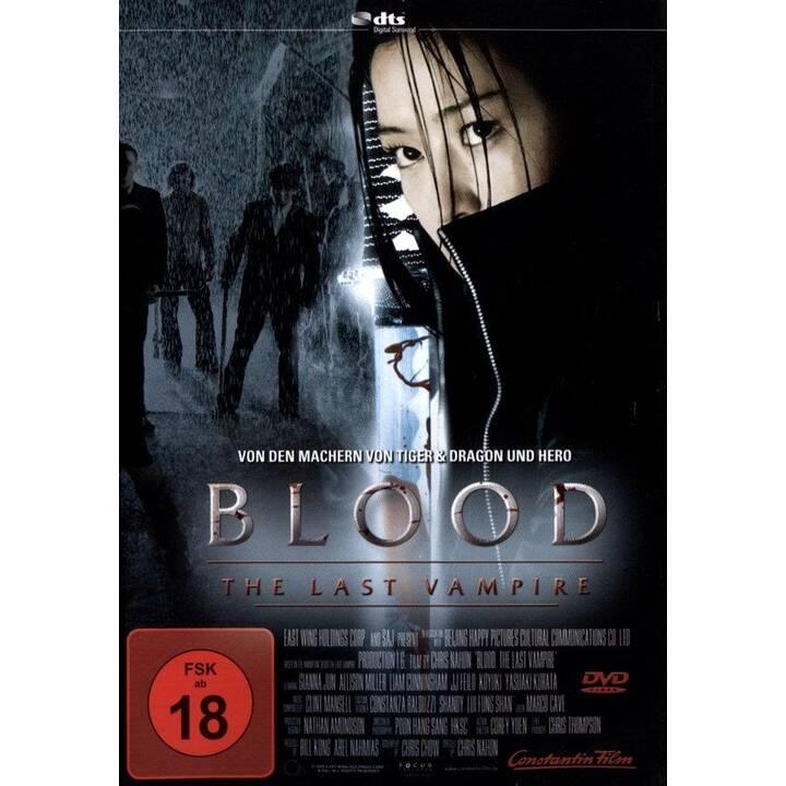 Blood - The last vampire (DE, EN)