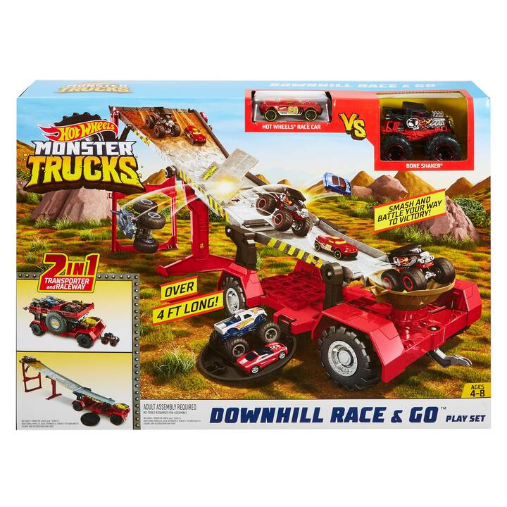 HOT WHEELS Monster Trucks Piste de course