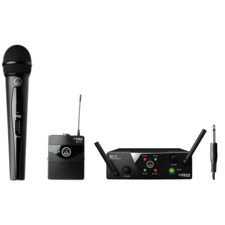 AKG WMS40 Mini Dual Vocal