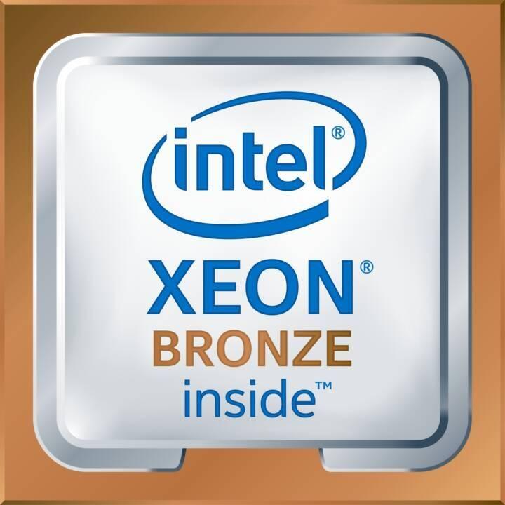 HPE Intel Xeon Bronze 3106 (LGA 3647, 1.7 GHz)
