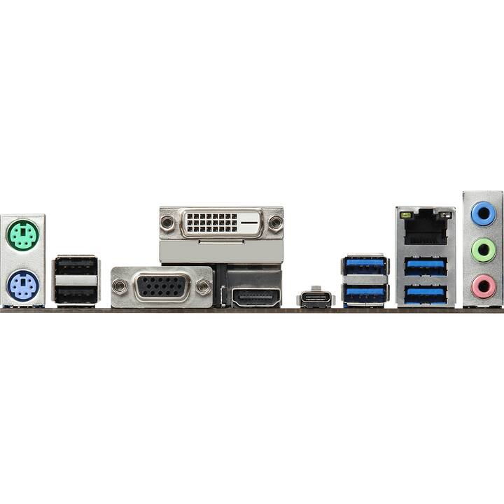 ASROCK AB350M PRO4 (AM4, AMD B350, Micro ATX)