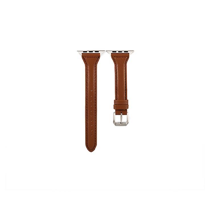 EG MTT cinturino per Apple Watch 42 mm / 44 mm - marrone