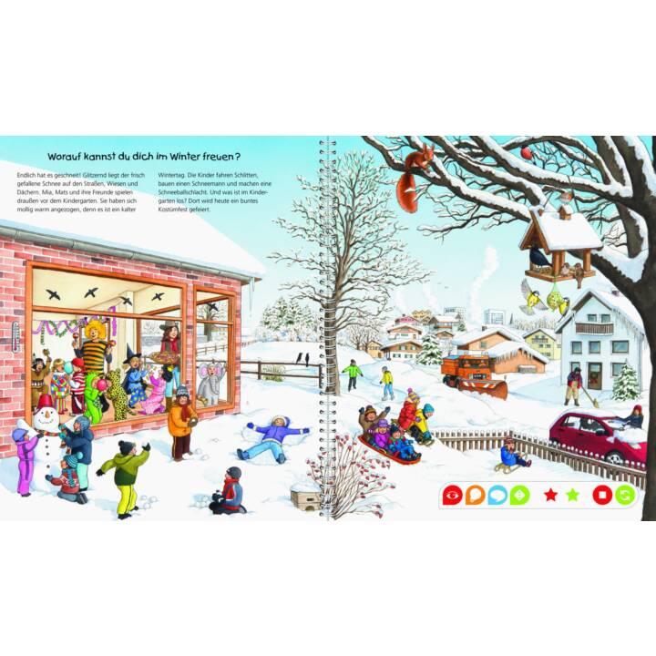 TIPTOI Unsere Jahreszeiten Lernbuch, DE