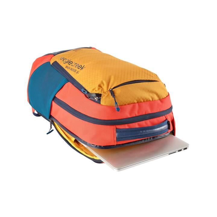 EAGLE CREEK TRAVEL GEAR Wayfinder (Orange, Blau, Rot, 30 l)