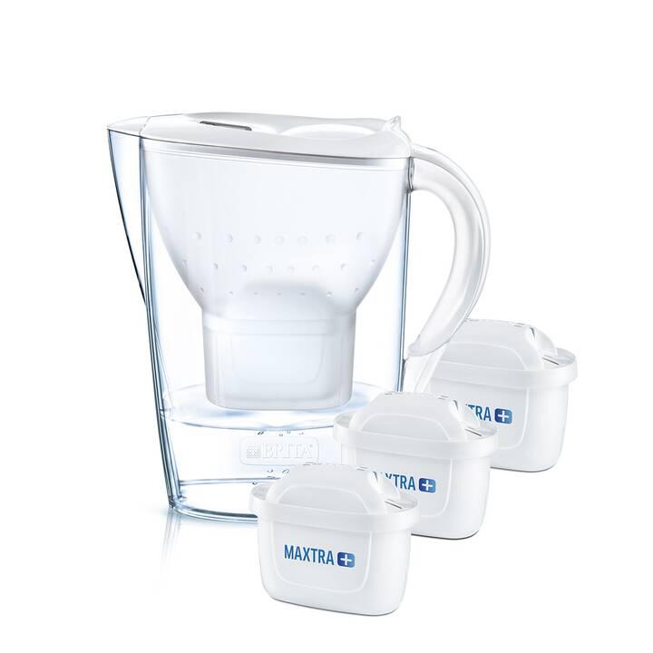 BRITA Filtre à eau Marella blanc