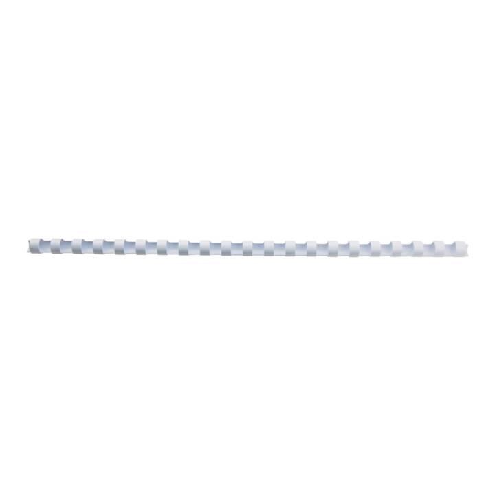 GBC Binderücken CombBind 12 mm, Weiss