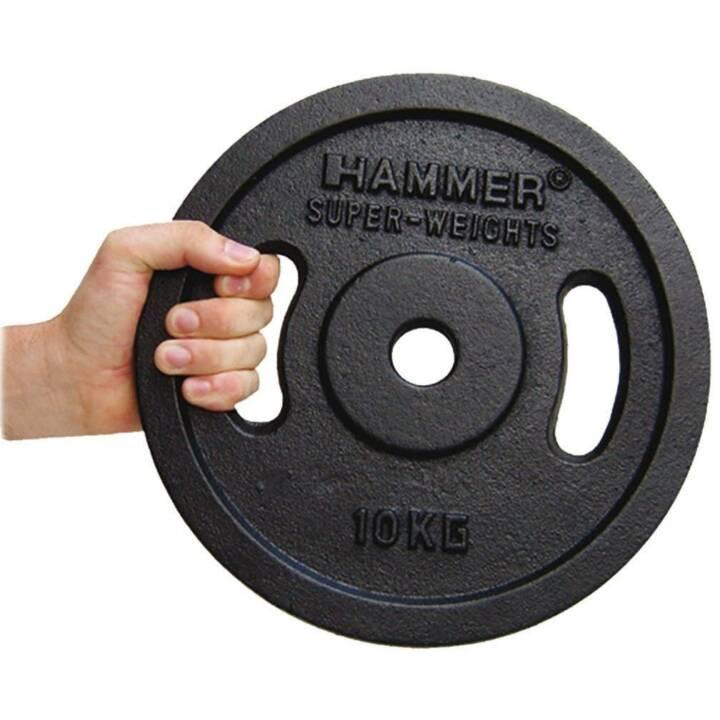 HAMMER Gewichtsscheibe (10 kg)