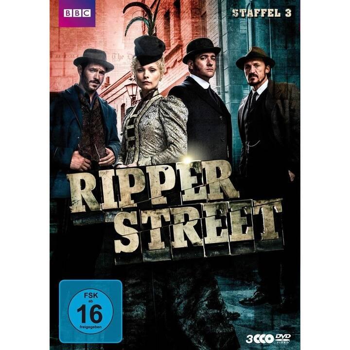 Ripper Street Stagione 3 (DE, EN)