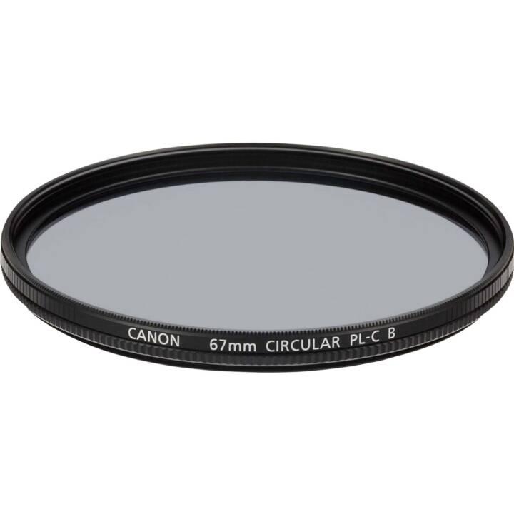CANON PL-C B Filtre polariseur circulaire, 67 mm