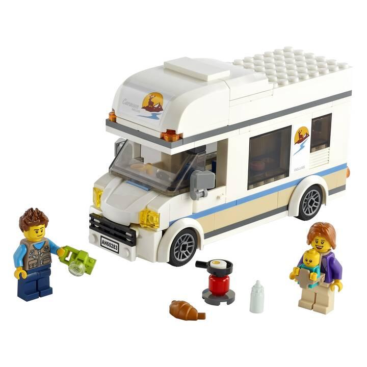 LEGO City Camper delle vacanze (60283)