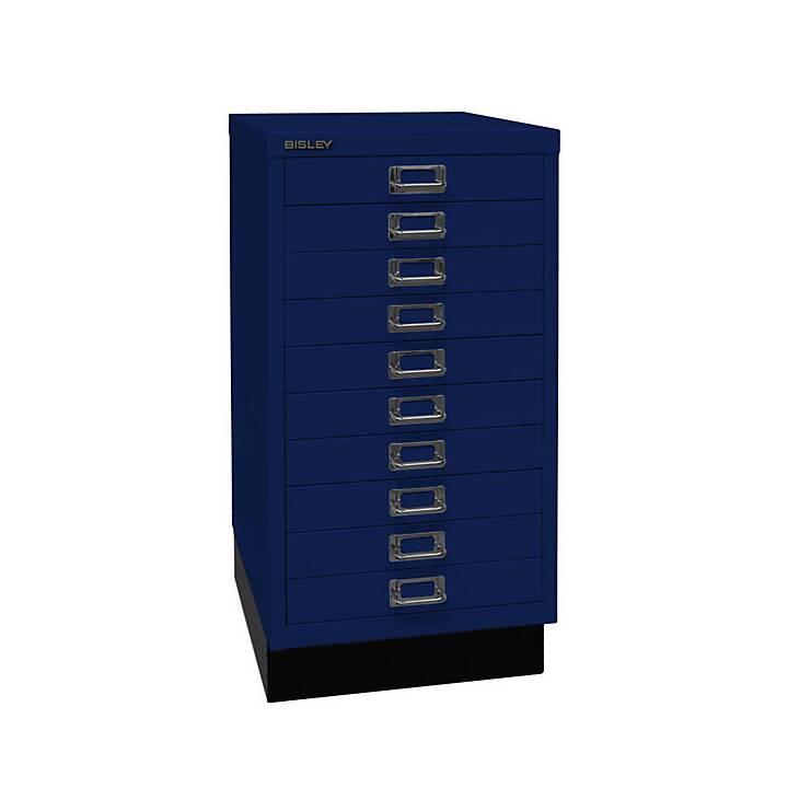 BISLEY MultiDrawer Schubladenbox (A3, Blau)
