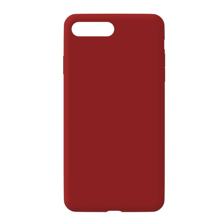 EVELATUS Backcover Silicone (Galaxy S9, Rot)