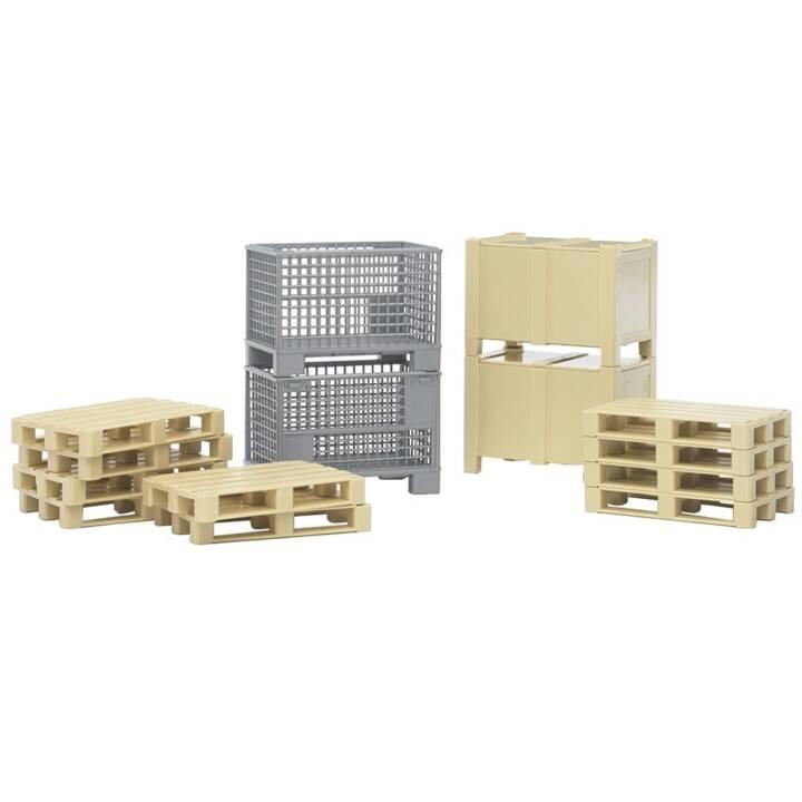 Set logistico BRUDER BRUDER BR Logistics Set
