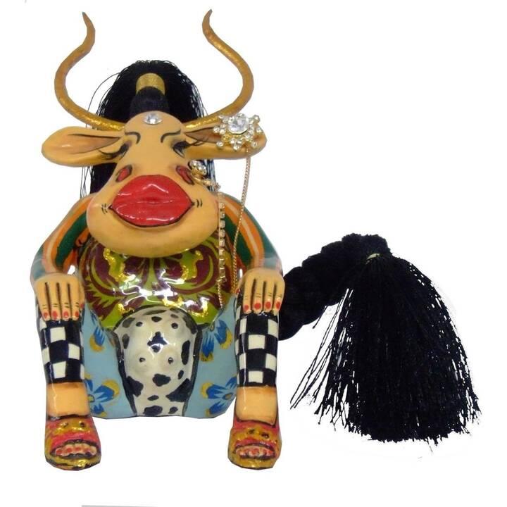 TOM'S DRAG Figura decorativa Esmeralda (Multicolore)