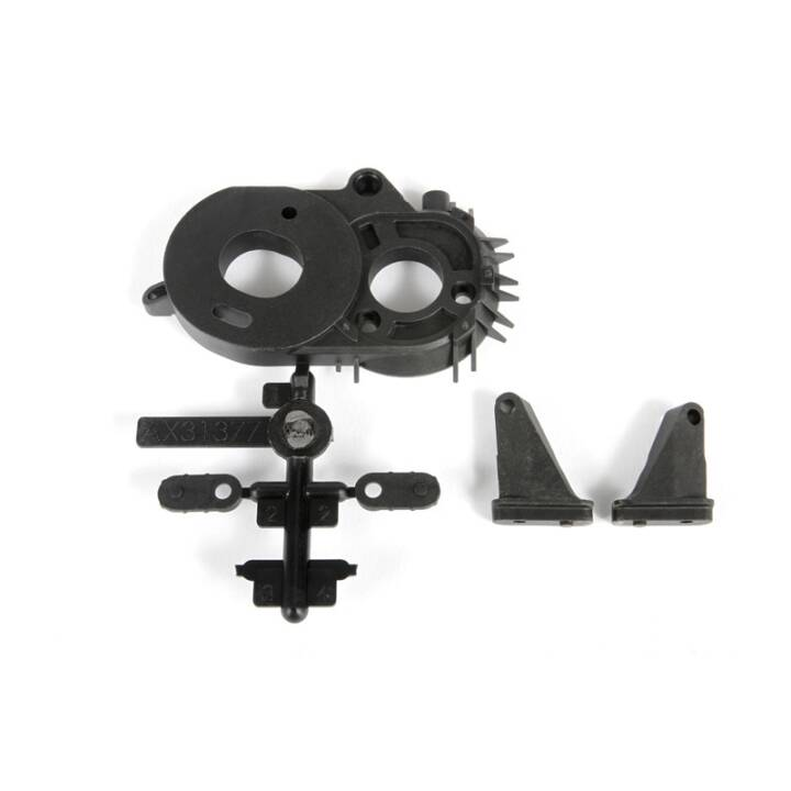 AXIAL Support moteur SCX10 II