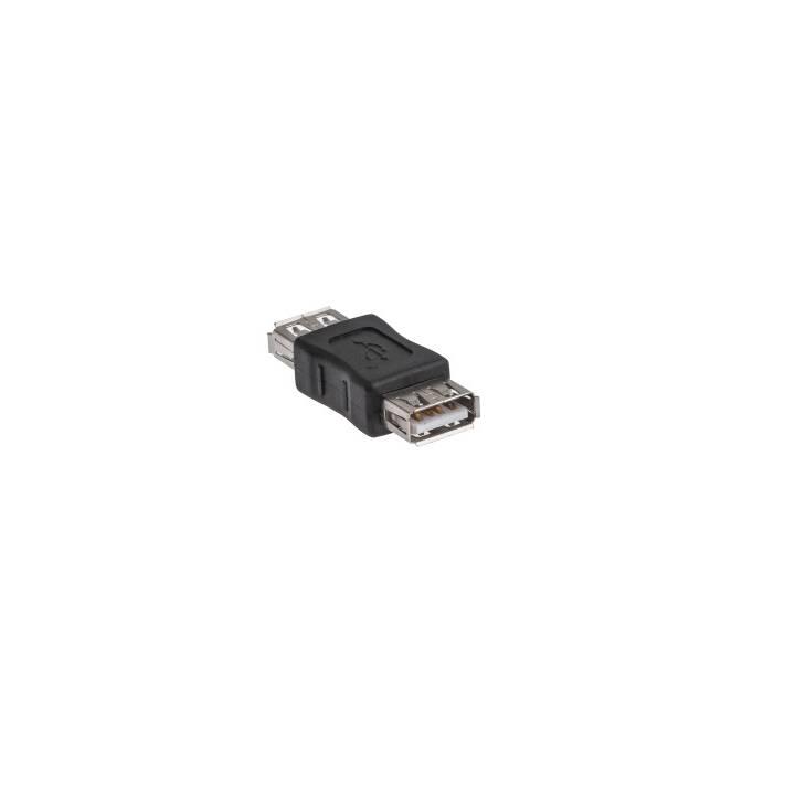LINK2GO Gender Adattatore (USB 2.0 Tipo-A)