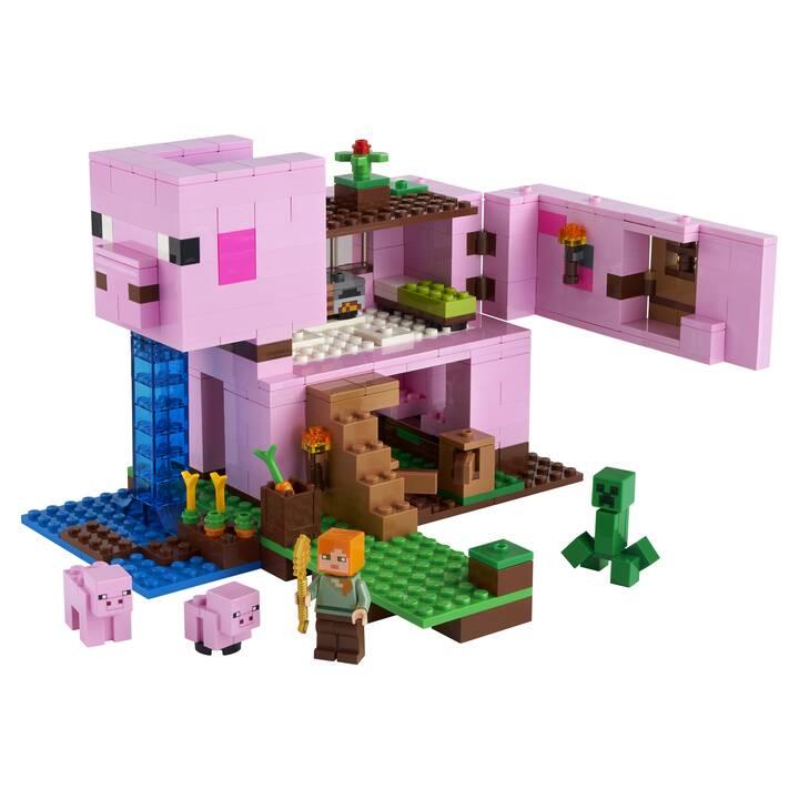 LEGO Minecraft La pig house (21170)