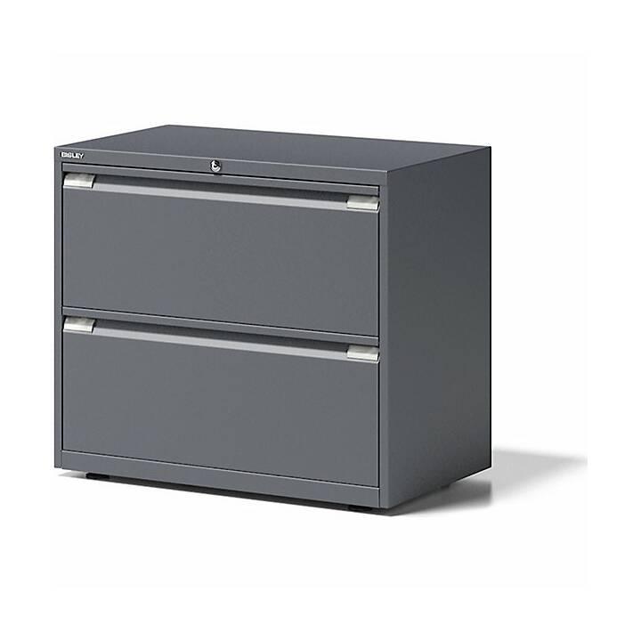 BISLEY Essentials Schubladencontainer (Anthrazit)