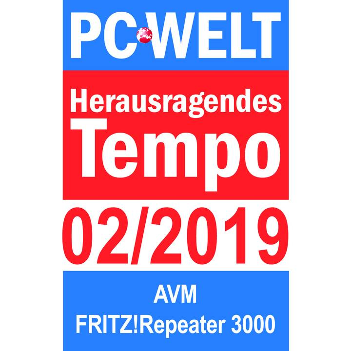 AVM FRITZ!Repeater 3000 International WLAN-Mesh