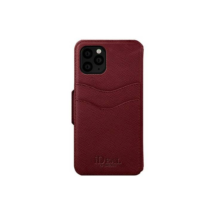 IDEAL OF SWEDEN Flipcover Fashion Wallet burgundy (iPhone 11 Pro, Rot)