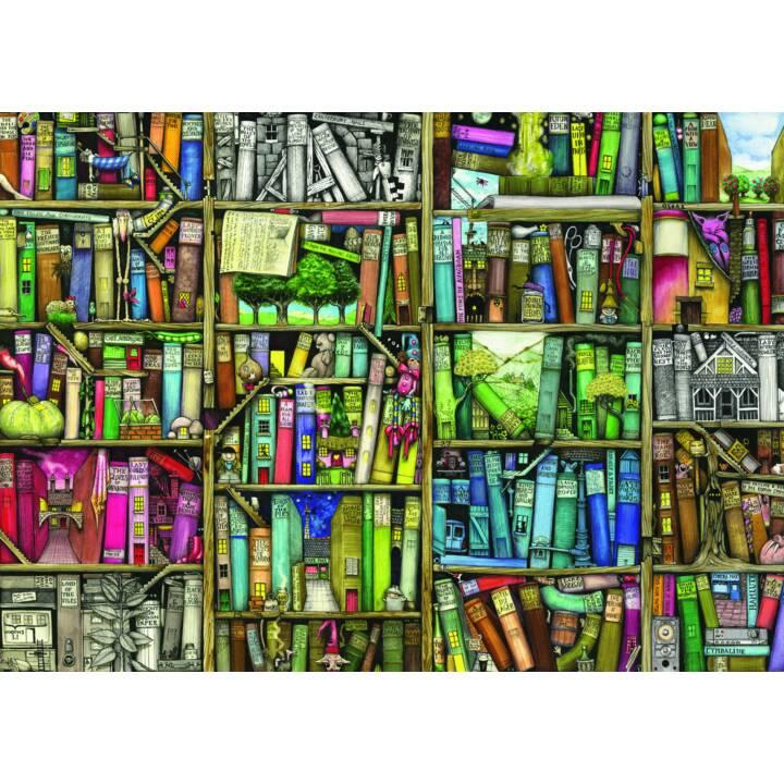 RAVENSBURGER Magisches Bücherregal Puzzle