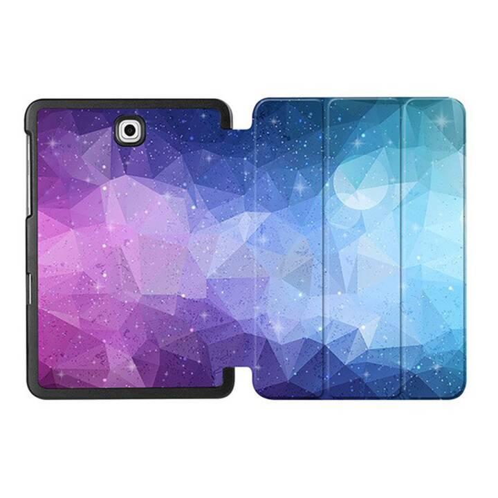 """EG MTT Custodia tablet per Samsung Galaxy Tab S2 8"""" - blu"""