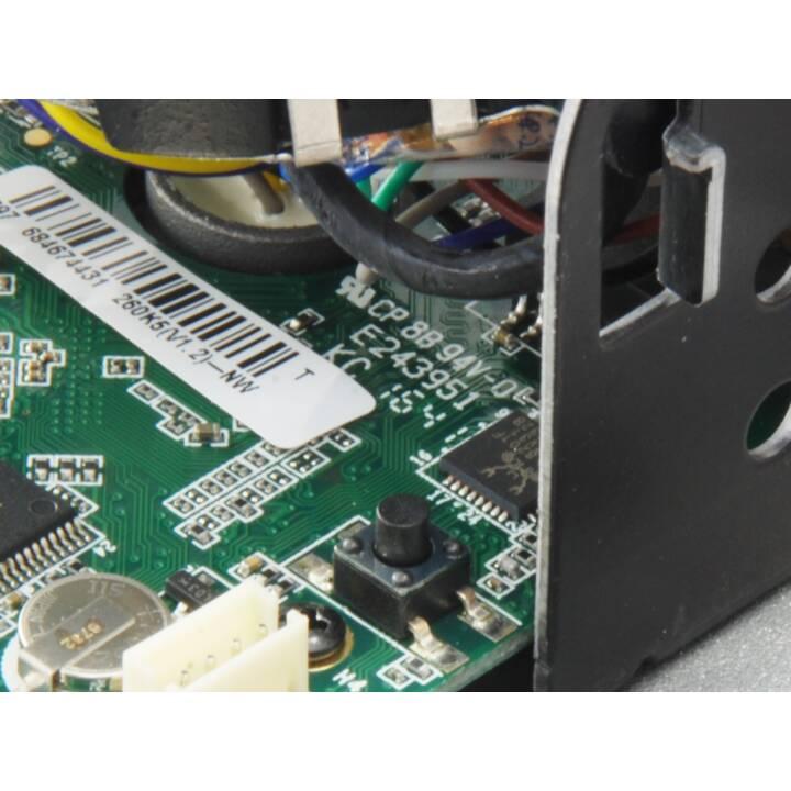 Telecamera di rete LEVELONE FCS-3090 5MP PoE Dom-IP Telecamera di rete PoE Dom-IP