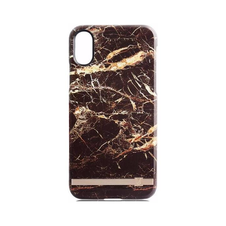 UUNIQUE Backcover Marble (iPhone XS, iPhone X, Multicolore)