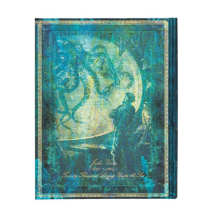 PAPERBLANKS Taccuini Verne (A6, Rigato)