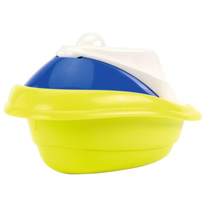 ÉCOIFFIER set di barche giocattolo sabbia piccolo 14 cm, 3 pezzi