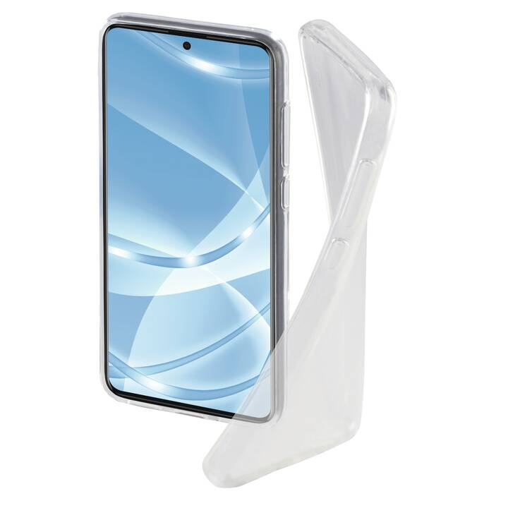 HAMA Backcover Crystal Clear (Galaxy Note 10 lite, Transparente)