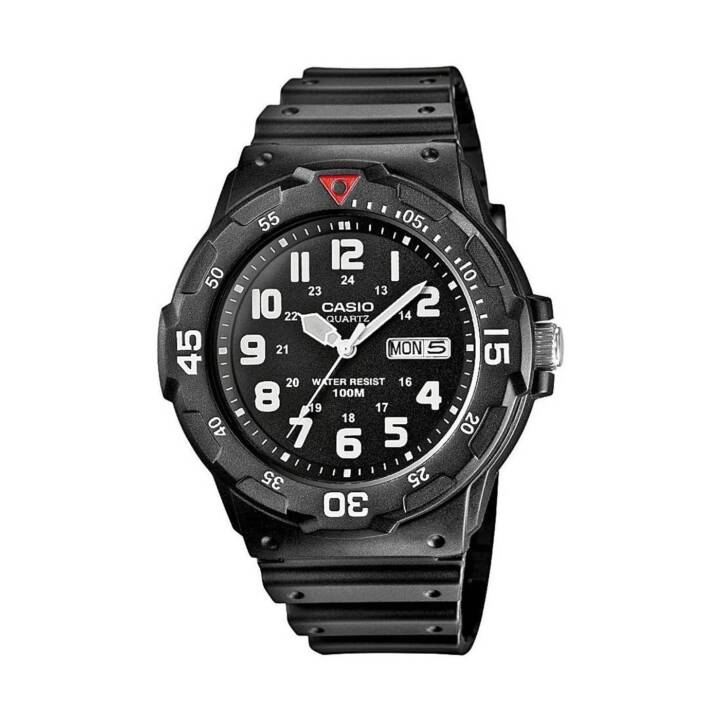 CASIO COLLECTION MRW-200H-1BVEF (44.6 mm, Montre analogique, Quartz)